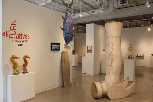 Center for Art in Wood hammer