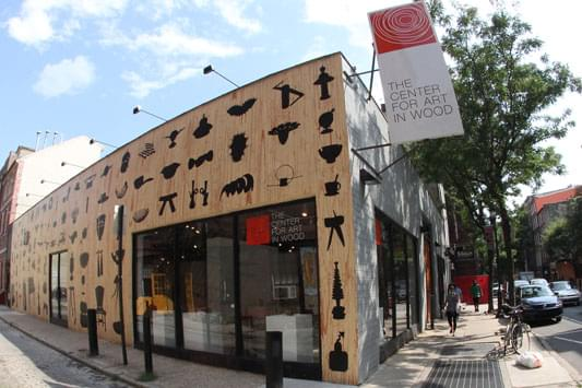 The Center For Art In Wood – See-Inside Art Gallery Museum, Old City Philadelphia, PA