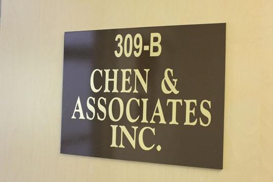Chen & Associates Inc