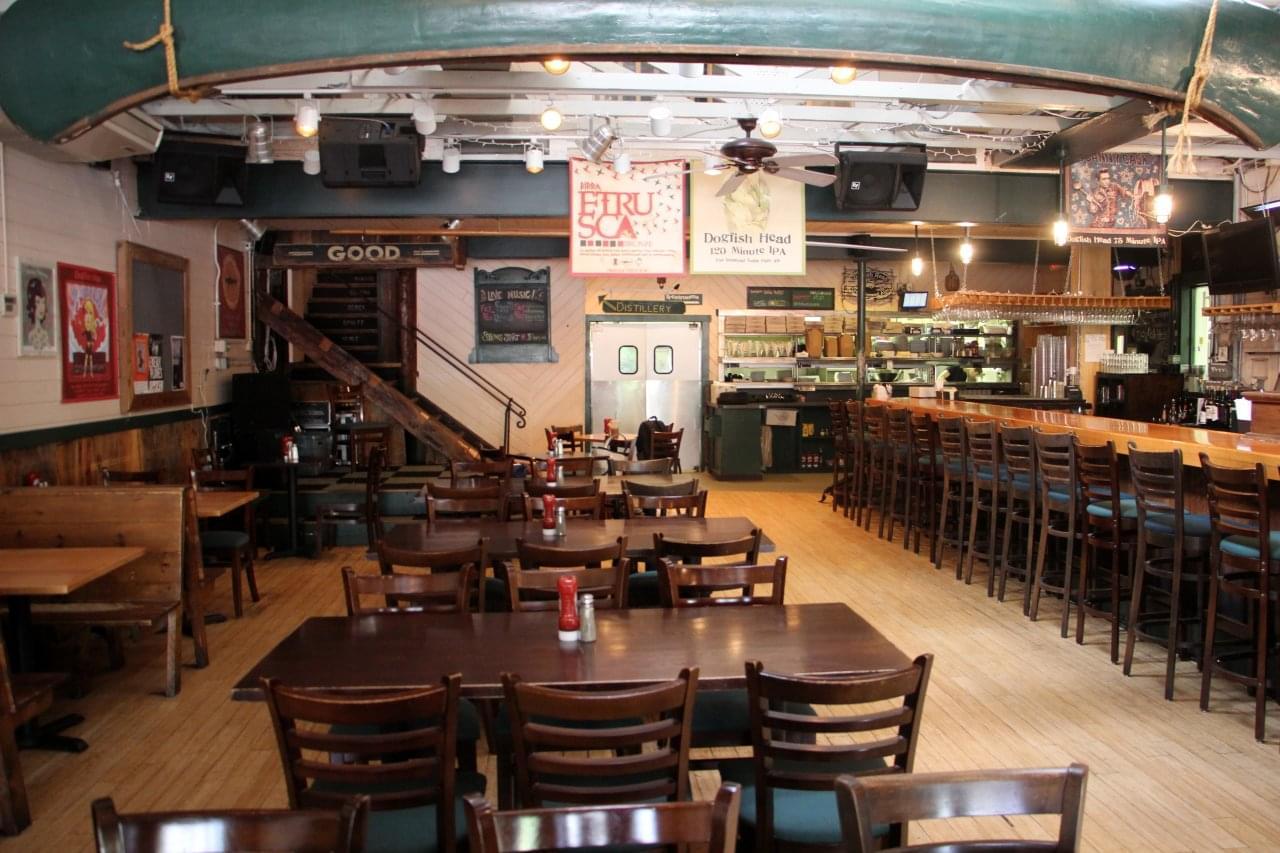 Dogfish Head Brewings & Eats – See-Inside Restaurant, Bar & Distillery, Rehoboth Beach, DE