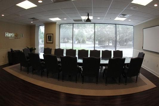 Hardenbergh Insurance Group conference room