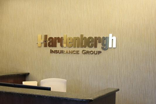 Hardenbergh Insurance Group sign