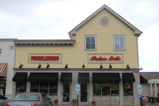 Piccolissimo Italian Grille Columbus NJ