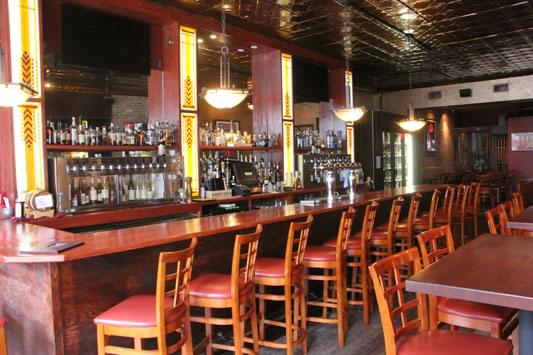 Redwood – Hurricane Alley – See-Inside Restaurant, South Street Philadelphia, PA
