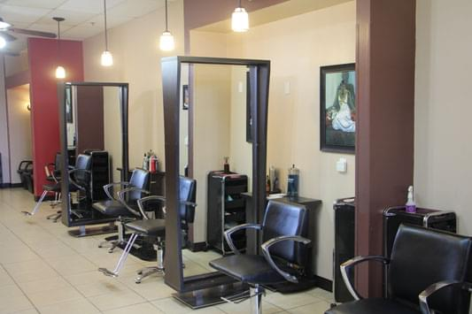 Salon Ambiance Cherry Hill NJ chairs