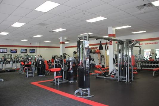 Snap Fitness Columbus Mansfield NJ gym machines
