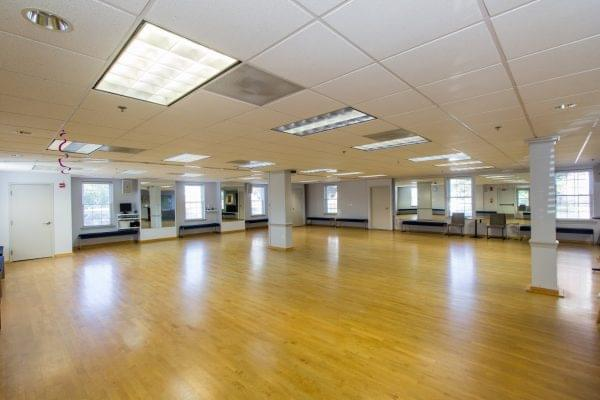 Arthur Murray Dance Center Dance Studio floor in Gaithersburg, MD