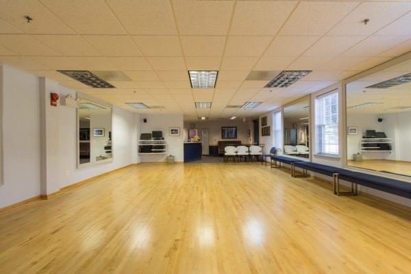 Arthur Murray Dance Center Dance Studio room in Gaithersburg, MD.jpg