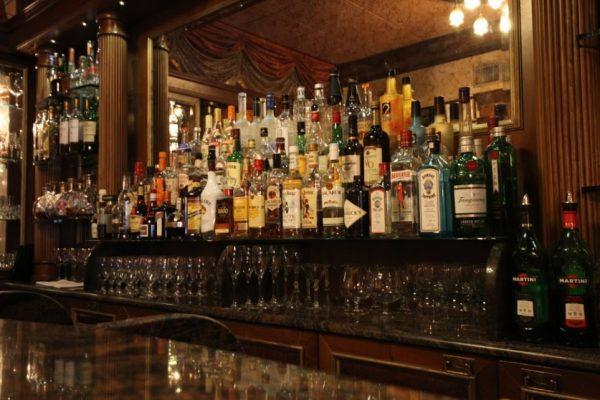La Famiglia Ristorante Philadelphia PA bar