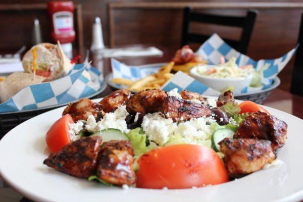 Maple Street Tavern Danvers MA food dish