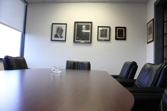 Markeim-Chalmers, Inc Cherry Hill NJ Real Estate conference table