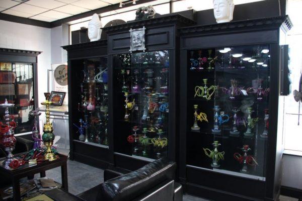 PUFF N PIPE Clementon NJ humidor display