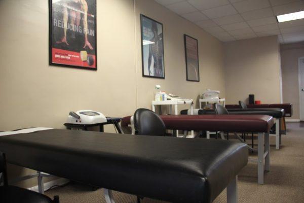 Scotch Plains Pain & Rehabilitation NJ bench