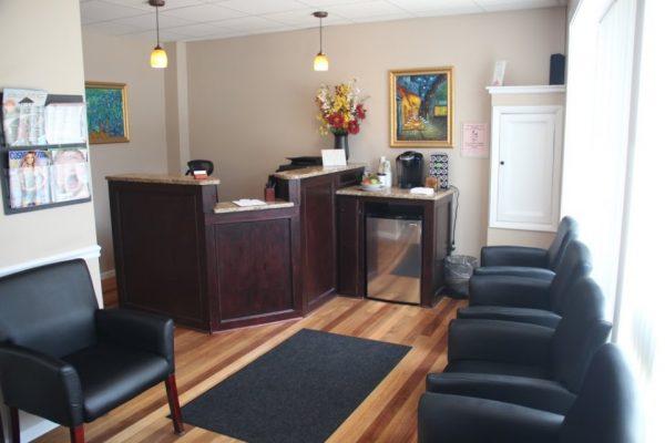 Scotch Plains Pain & Rehabilitation NJ lobby