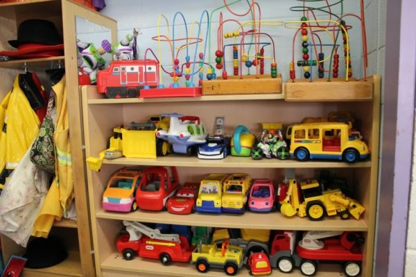 Temple Sinai Nursery School Cinnaminson NJ toys