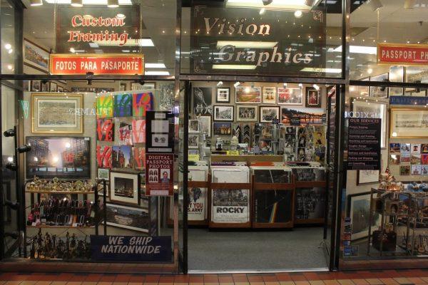 Vision Graphics Philadelphia PA