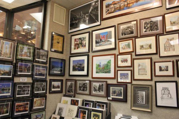 Vision Graphics Philadelphia PA framed art