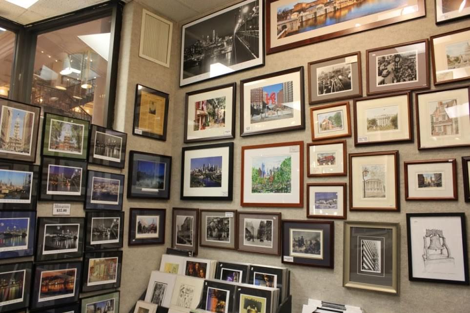 Vision Graphics Framing & Fine Art Printing – See-Inside Manufacturing, Philadelphia, PA
