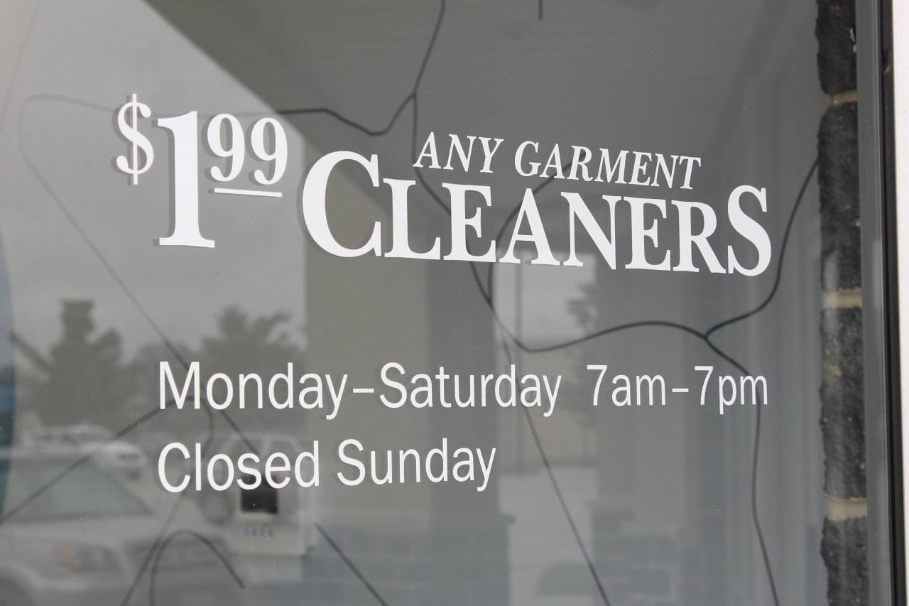Any Garment Cleaners