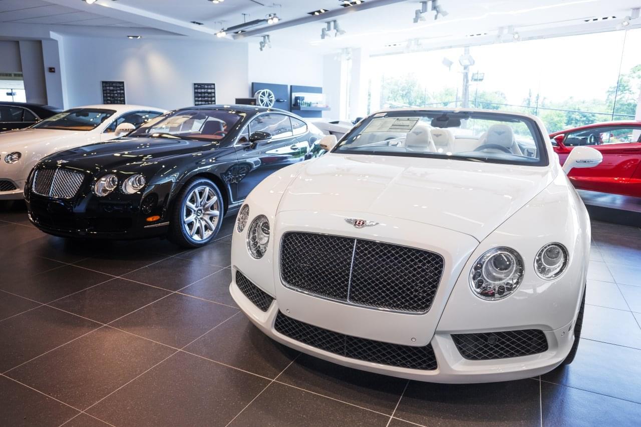 Fc Kerbeck Bentley See Inside Luxury Cars Palmyra Nj