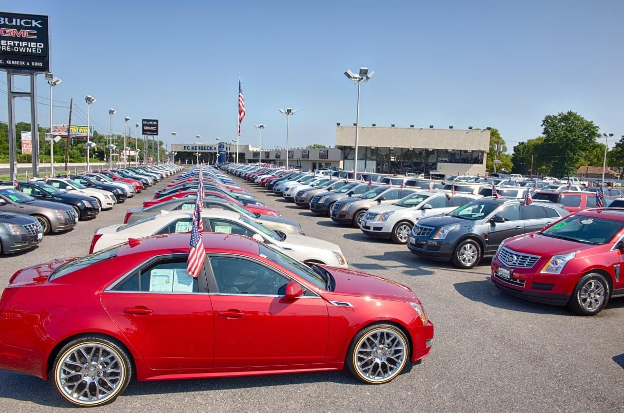 FC Kerbeck & Sons (All Brands) - See-Inside Car Dealership ...