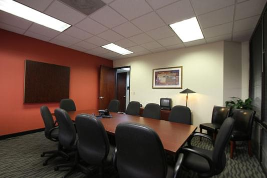 College Park Executive Suites Virginia Beach VA conference room