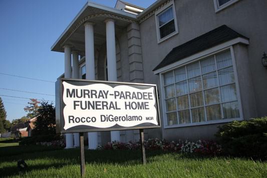 Murray-Paradee Funeral Home Cherry Hill NJ