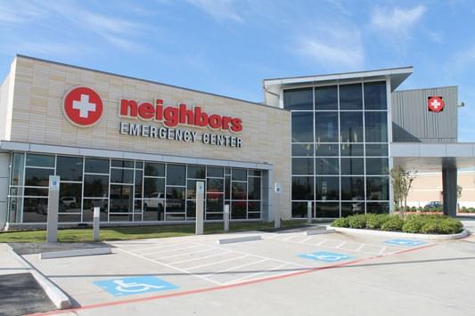 Neighbors Emergency Center Pearland TX