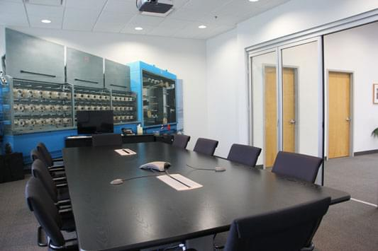 Niehoff Endex North America Inc. Swedesboro, NJ conference room