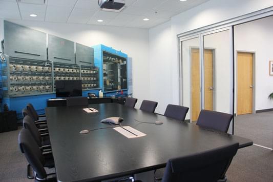 Niehoff Endex North America Inc. Swedesboro, NJ conference room