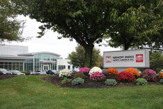 Niehoff Endex North America Inc. Swedesboro, NJ