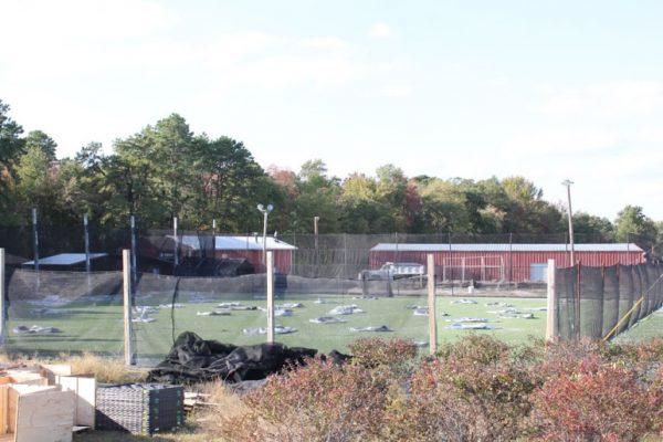 On Target Paintball Games Inc. Pemberton, NJ speed field
