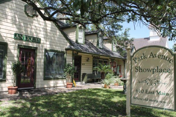 Park Avenue Showplace League City TX