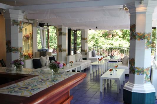 Lamberti S Positano Coast See Inside Restaurant