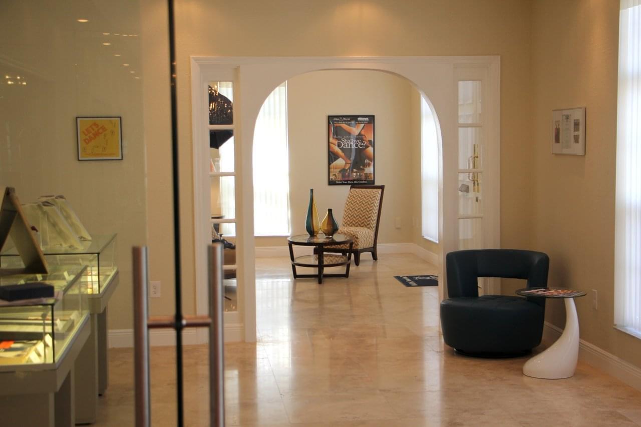 Arthur Murray International – See-Inside Executive Office, Coral Gables, FL