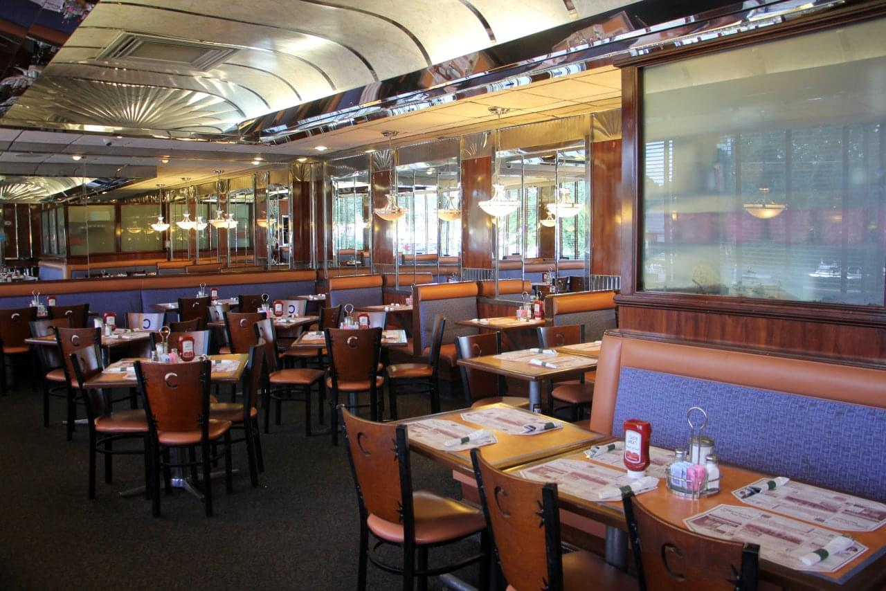 Cherry Hill Diner – See-Inside Diner, Cherry Hill, NJ