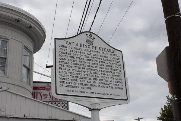 Pat's King of Steaks