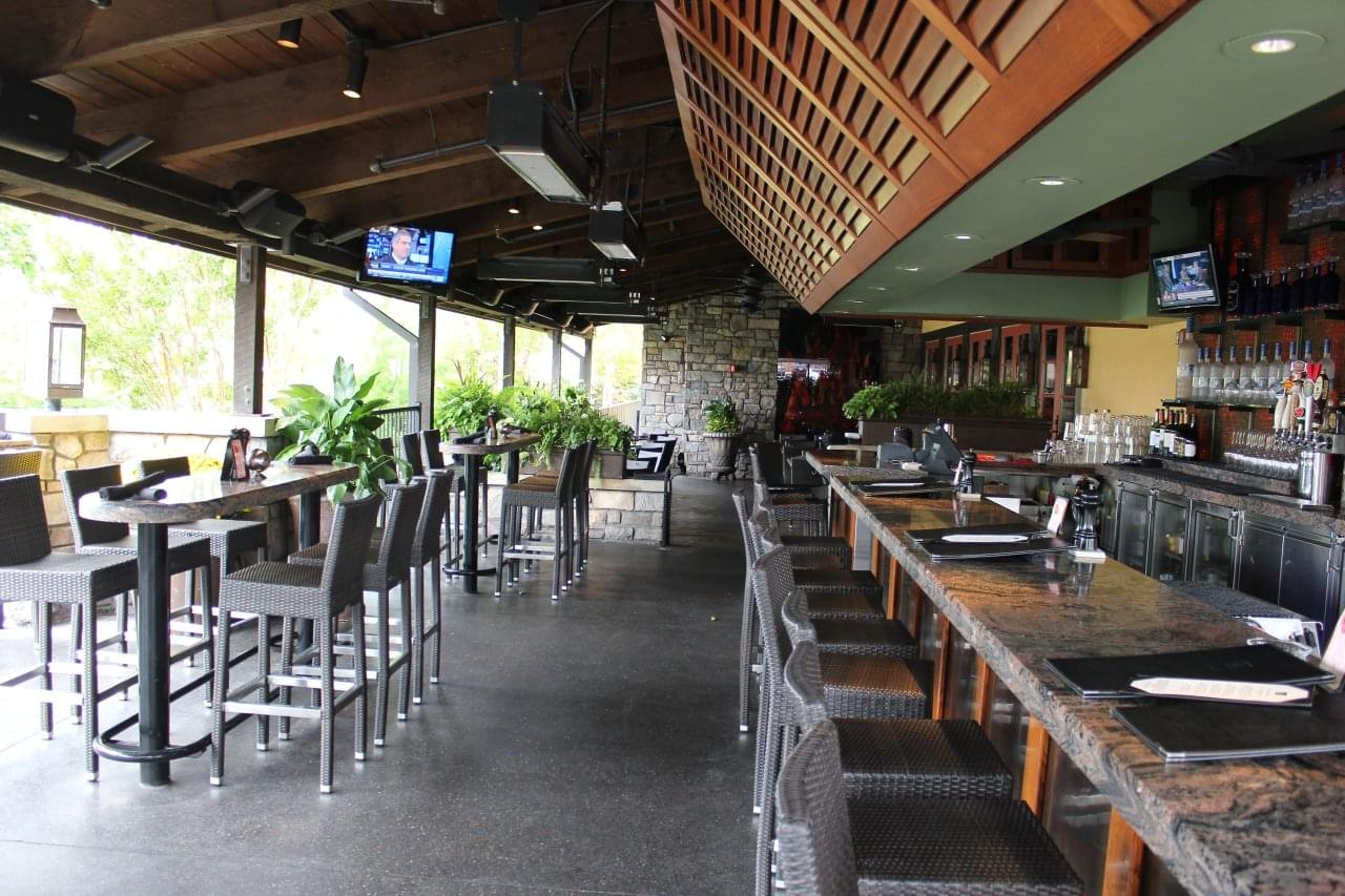 Redstone american grill see inside restaurant marlton for Redstone grill