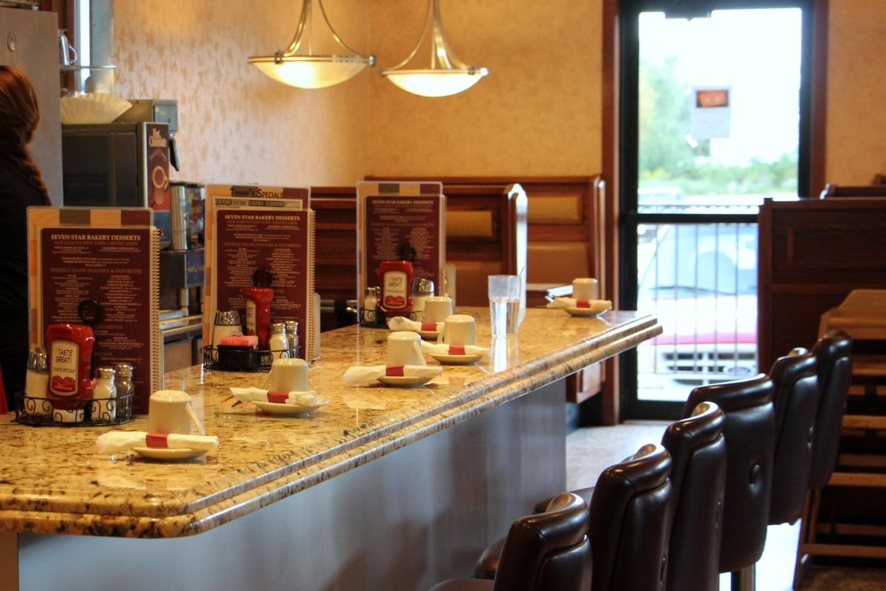 Seven Star Diner – See-Inside Restaurant, Sewell, NJ