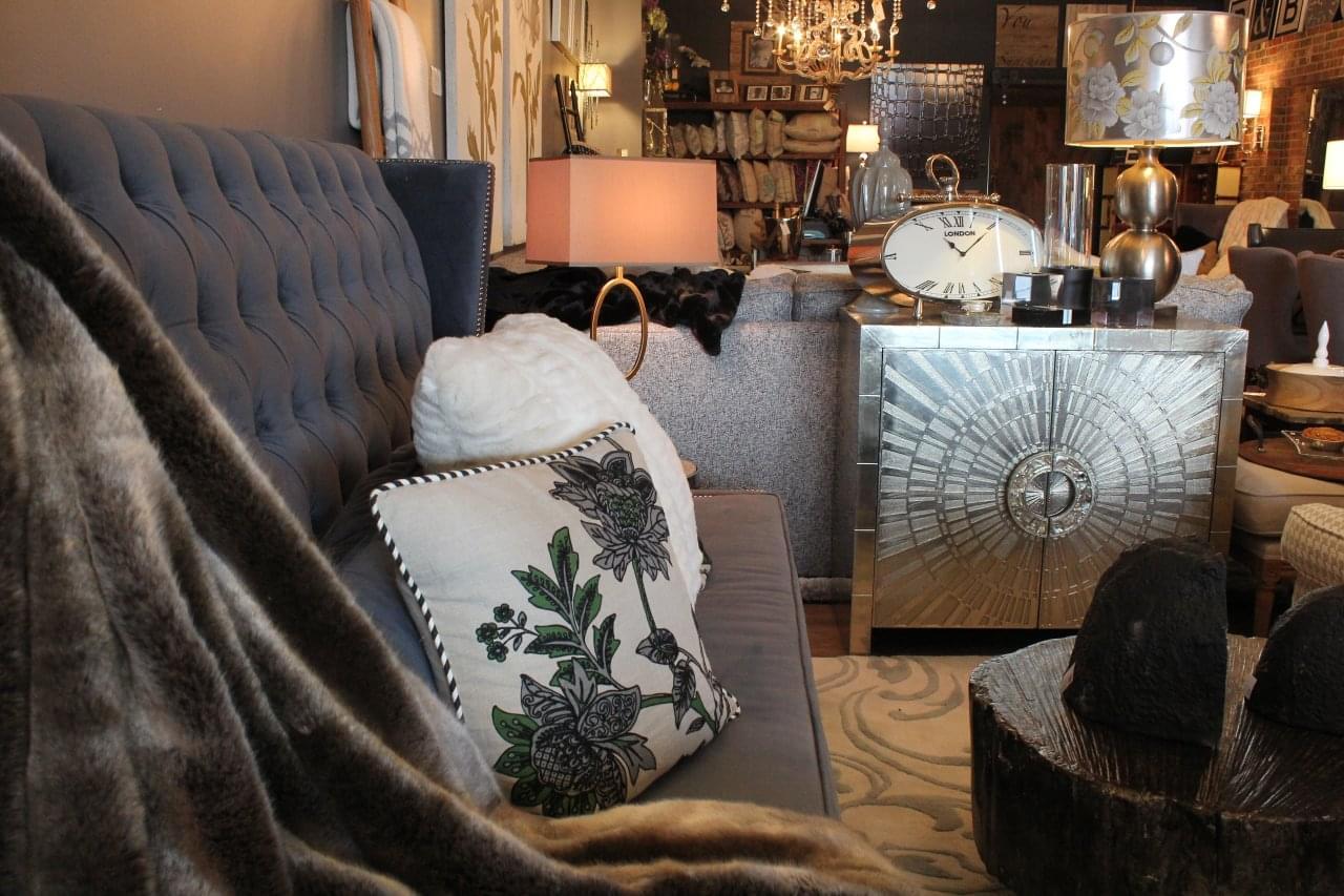 Modern Vintage Home See Inside Furniture Interior