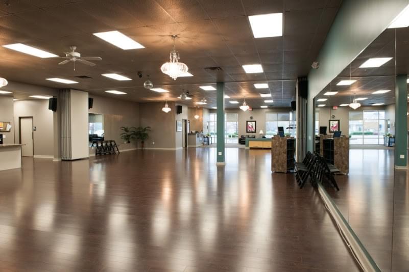 Arthur Murray Dance Studio – See-Inside Dance Studio, Greenwood, IN
