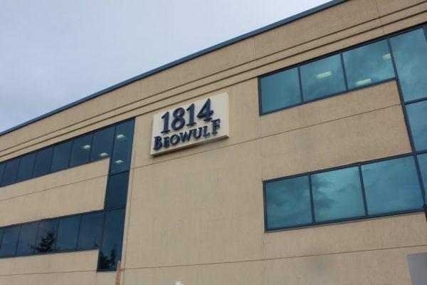Beowulf Flexible Business Cherry Hill NJ address sign