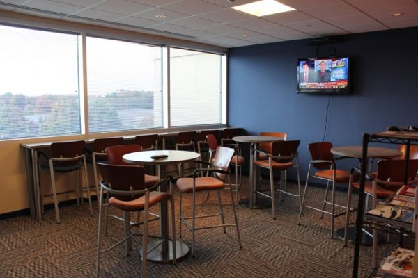 Beowulf Flexible Business Cherry Hill NJ common lunch area