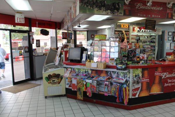 Cat Corner League City TX convenience store