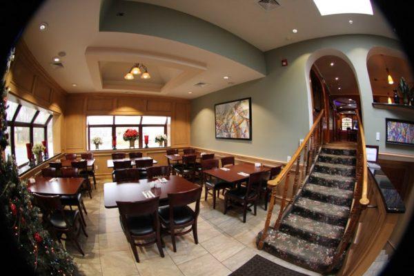 Cornucopia Restaurant Keyport NJ dining tables