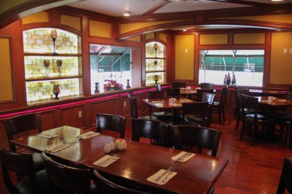Cornucopia Restaurant Keyport NJ tables