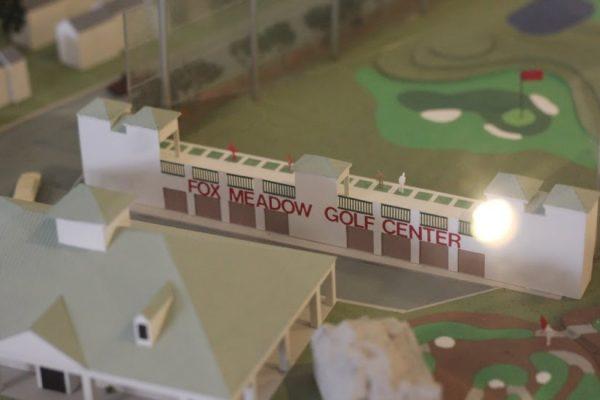 Fox Meadow Golf Center Maple Shade Township NJ course model