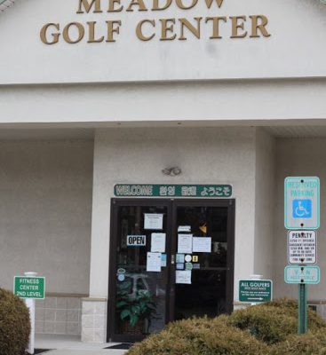 Fox Meadow Golf Center Maple Shade Township NJ store front entrance