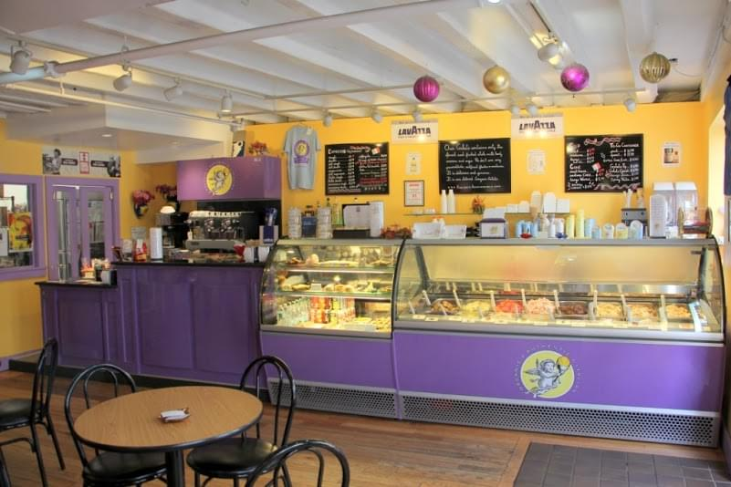Gorgeous gelato see inside ice cream parlor portland for Interior design 08003
