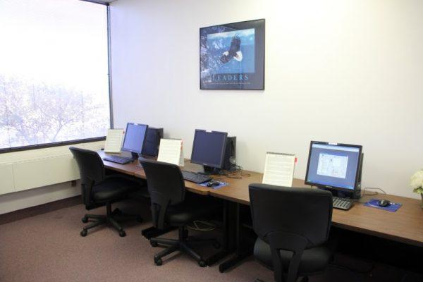 J & J Staffing Resources Inc Langhorne PA computer lab